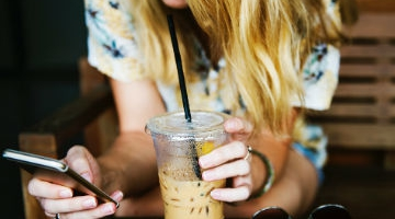 Top tip for coffee shops this summer: iced coffee is a must