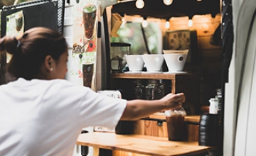 How to start a mobile coffee business