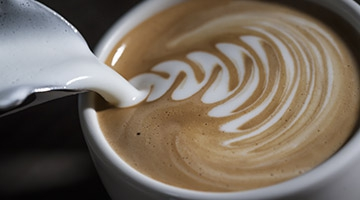 What's the most popular coffee in your coffee shop?