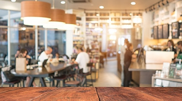How your coffee shop can support the high street in 4 easy steps