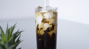 Summer cools but iced coffee is hot stuff