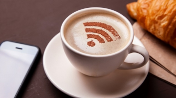 Why offering free WiFi is beneficial to your Cafe