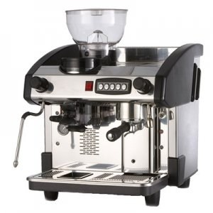 NC1 High Group Espresso Machine With Integral Grinder