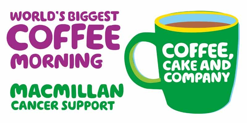 The World's Biggest Coffee Morning - With a Virtual Twist