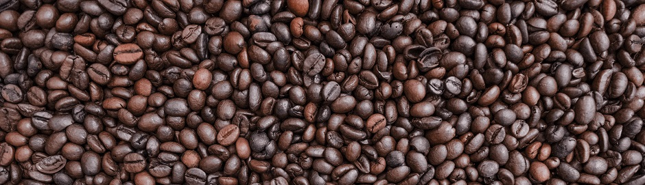 multiple coffee beans