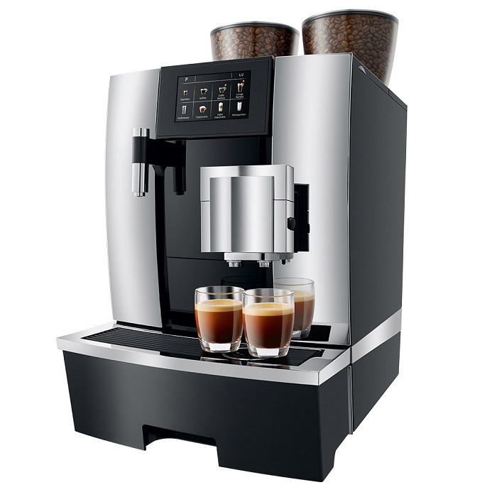 HV8C Bean To Cup Coffee Machine