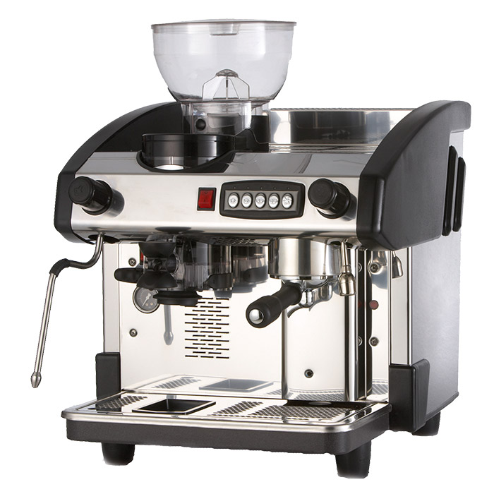 NC1 Espresso Machine with Coffee Bean Grinder